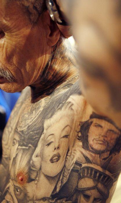 Τα πιο εξωφρενικά τατουάζ (6)