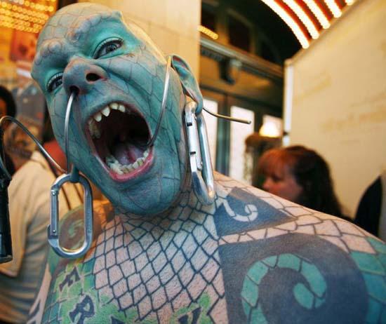 Τα πιο εξωφρενικά τατουάζ (7)