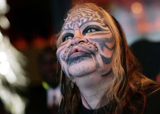 Τα πιο εξωφρενικά τατουάζ (9)