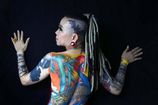 Τα πιο εξωφρενικά τατουάζ (13)
