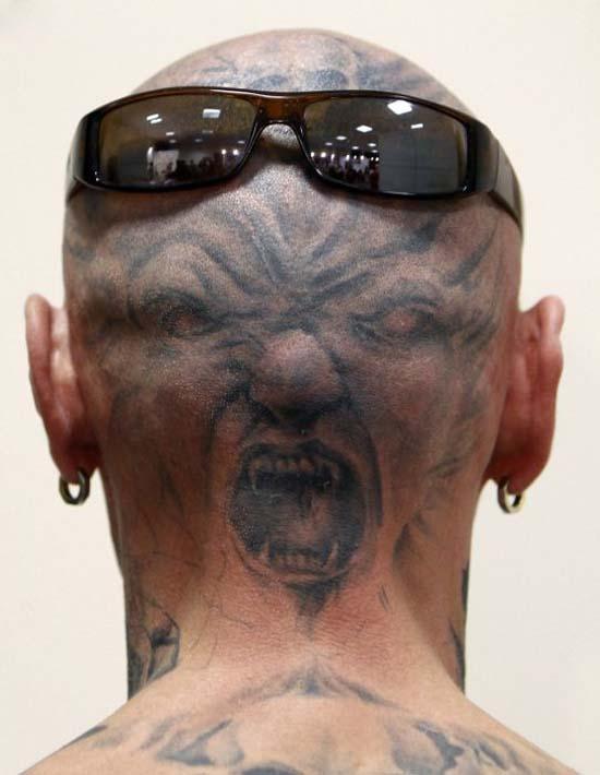 Τα πιο εξωφρενικά τατουάζ (8)
