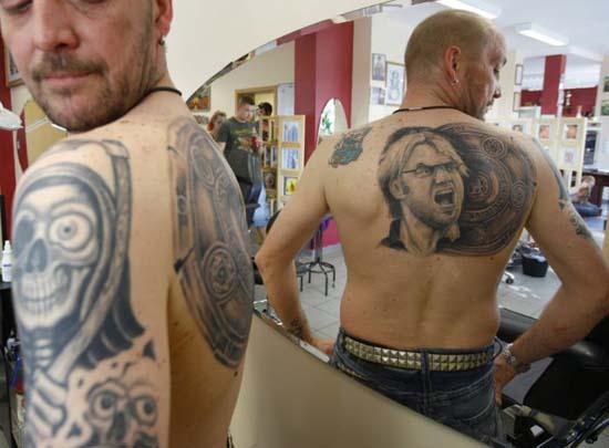 Τα πιο εξωφρενικά τατουάζ (14)