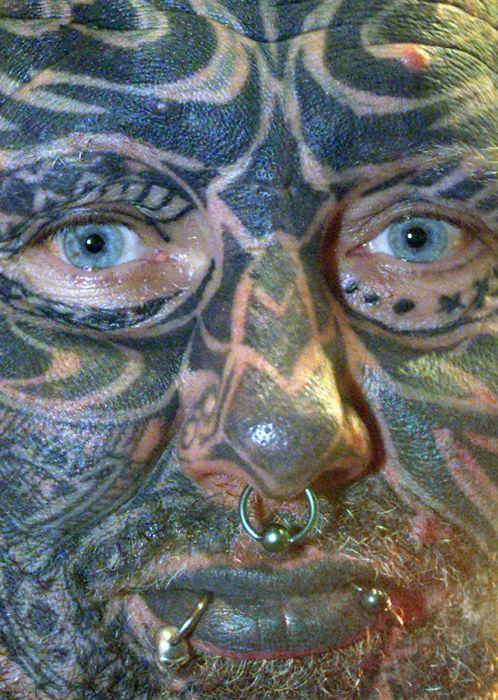 Τα πιο εξωφρενικά τατουάζ (15)