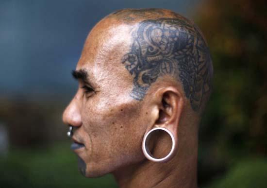 Τα πιο εξωφρενικά τατουάζ (5)