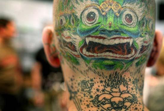 Τα πιο εξωφρενικά τατουάζ (19)