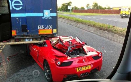 Πως να καταστρέψετε μια Ferrari (3)