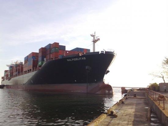 Όταν τα «φρένα» του πλοίου δεν πιάνουν... (1)