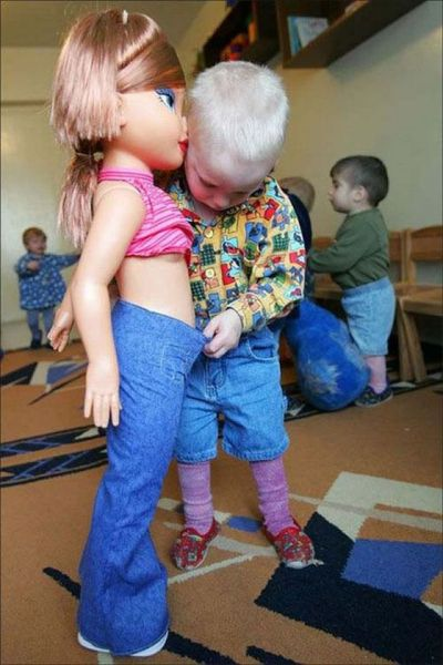 Αστείες φωτογραφίες με μωρά/παιδιά (6)