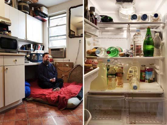 Διαφορετικοί άνθρωποι και το ψυγείο τους (15)