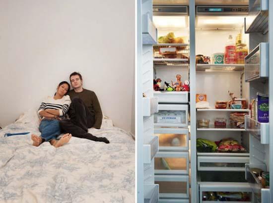 Διαφορετικοί άνθρωποι και το ψυγείο τους (13)