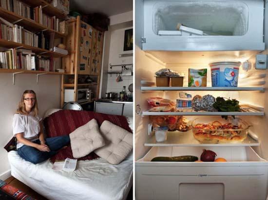 Διαφορετικοί άνθρωποι και το ψυγείο τους (11)