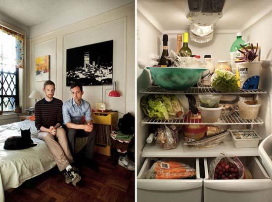Διαφορετικοί άνθρωποι και το ψυγείο τους (10)