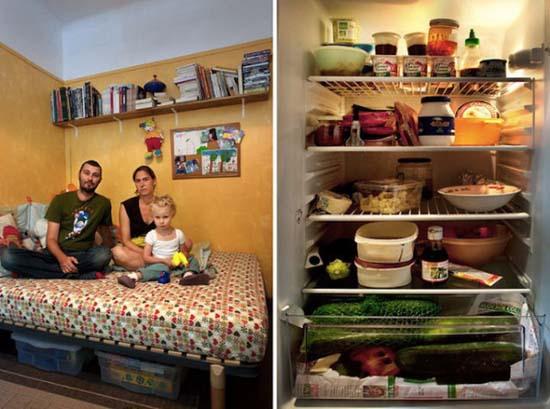 Διαφορετικοί άνθρωποι και το ψυγείο τους (9)