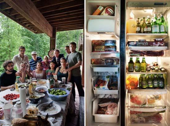 Διαφορετικοί άνθρωποι και το ψυγείο τους (8)