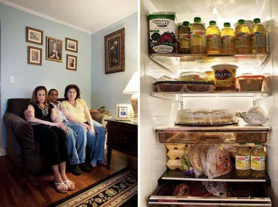 Διαφορετικοί άνθρωποι και το ψυγείο τους (7)