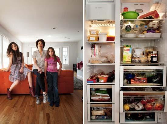 Διαφορετικοί άνθρωποι και το ψυγείο τους (6)