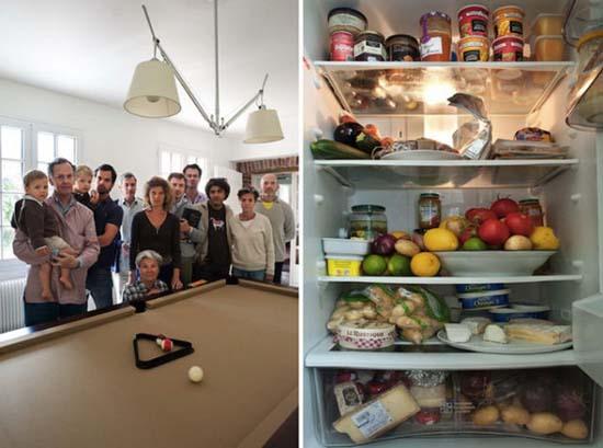 Διαφορετικοί άνθρωποι και το ψυγείο τους (4)