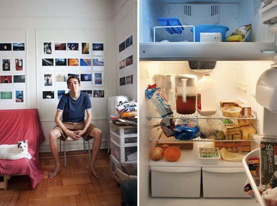 Διαφορετικοί άνθρωποι και το ψυγείο τους (3)