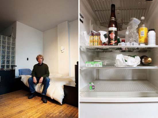 Διαφορετικοί άνθρωποι και το ψυγείο τους (2)