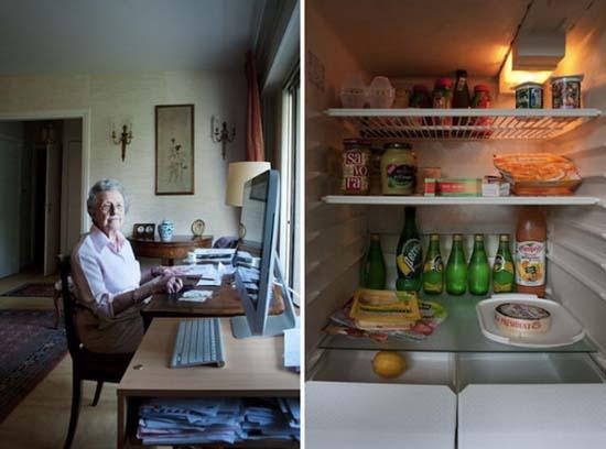 Διαφορετικοί άνθρωποι και το ψυγείο τους (1)