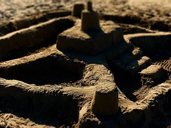 Παλάτια στην άμμο (2)