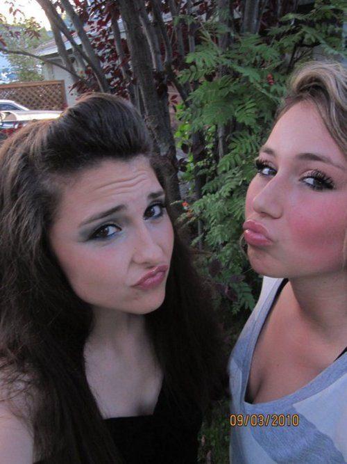 Κορίτσια που κάνουν... την πάπια! (2)