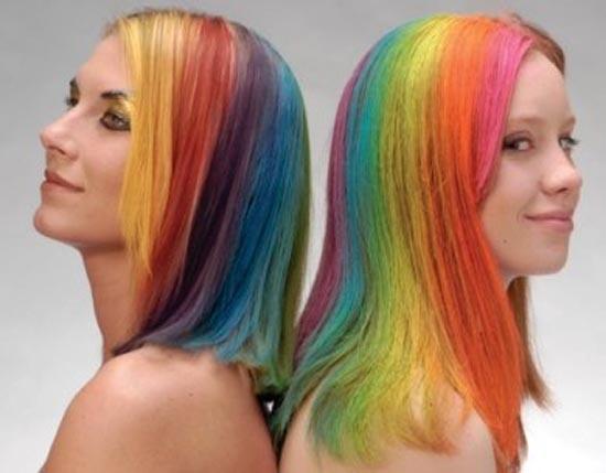 Μαλλιά ουράνιο τόξο (32)