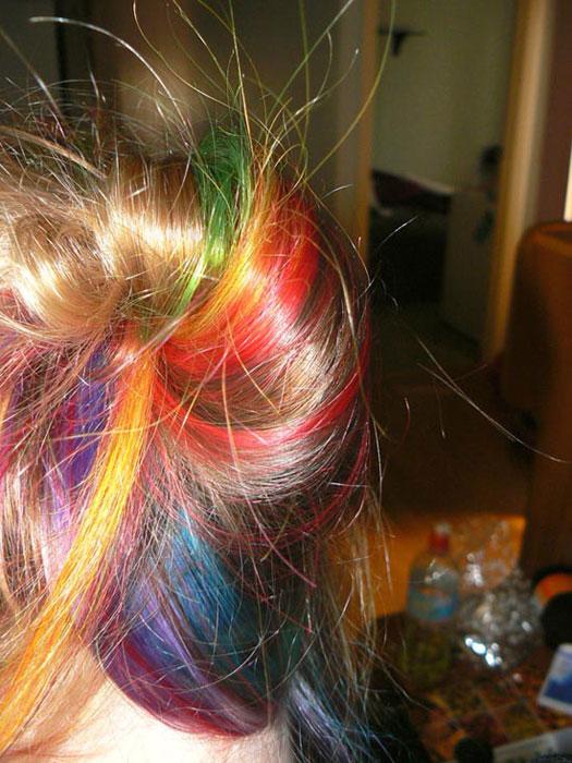 Μαλλιά ουράνιο τόξο (4)