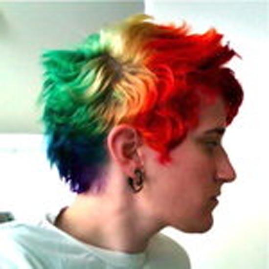 Μαλλιά ουράνιο τόξο (27)