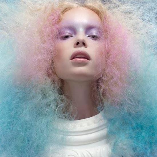 Μαλλιά ουράνιο τόξο (24)