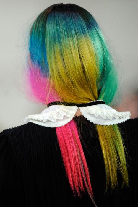 Μαλλιά ουράνιο τόξο (6)