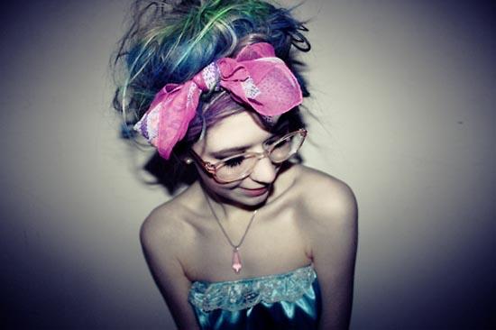 Μαλλιά ουράνιο τόξο (12)
