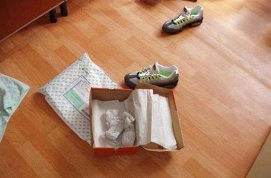 Papoutsia Nike