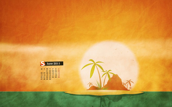 Wallpapers ημερολόγια Ιουνίου 2011 (1)