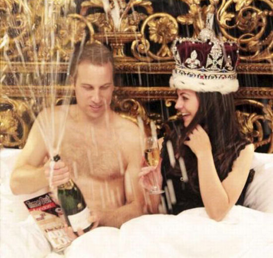 Στα παρασκήνια του Βασιλικού γάμου