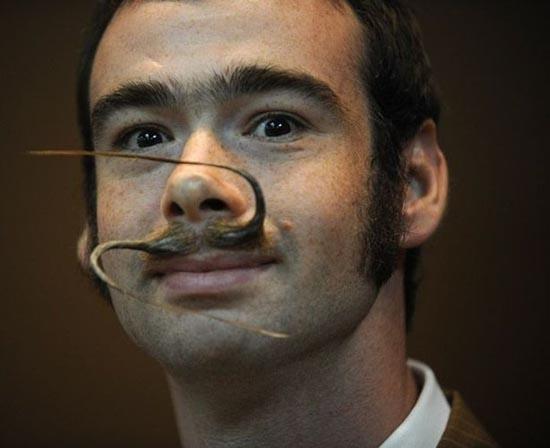 Τα πιο παράξενα μουστάκια και μούσια του κόσμου (6)