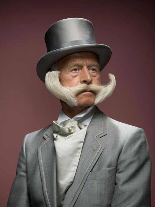 Τα πιο παράξενα μουστάκια και μούσια του κόσμου (9)