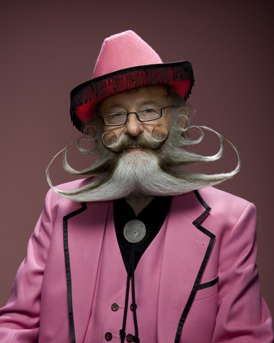 Τα πιο παράξενα μουστάκια και μούσια του κόσμου (14)