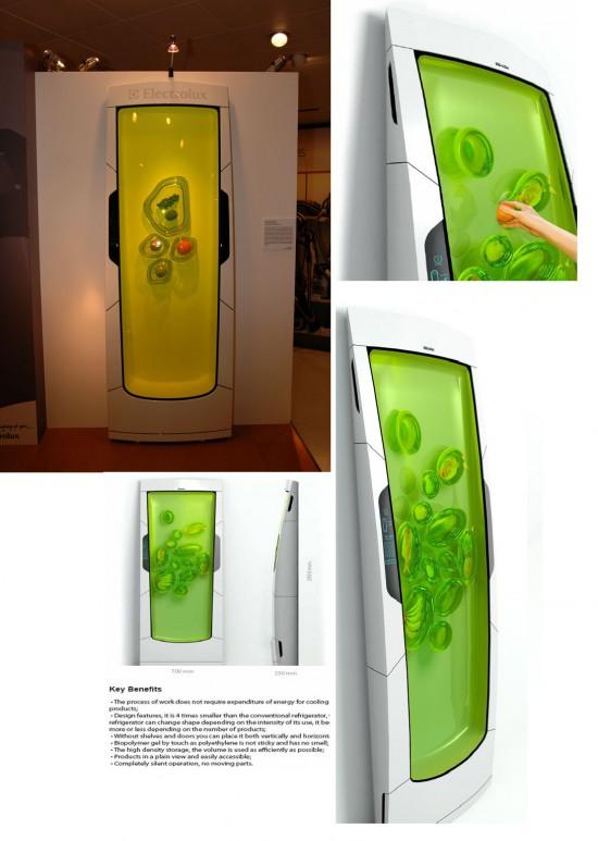 Φωτογραφία της ημέρας: Το ψυγείο του μέλλοντος