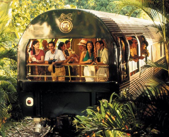 Ταξίδι με το υπερπολυτελές Eastern & Oriental Express (1)