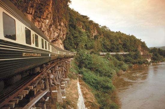 Ταξίδι με το υπερπολυτελές Eastern & Oriental Express (4)