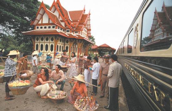 Ταξίδι με το υπερπολυτελές Eastern & Oriental Express (6)