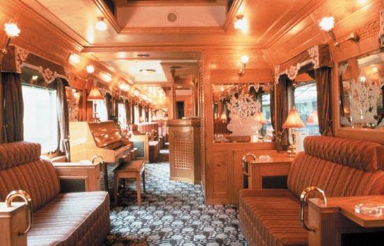 Ταξίδι με το υπερπολυτελές Eastern & Oriental Express (7)