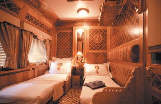 Ταξίδι με το υπερπολυτελές Eastern & Oriental Express (8)