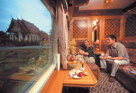 Ταξίδι με το υπερπολυτελές Eastern & Oriental Express (9)