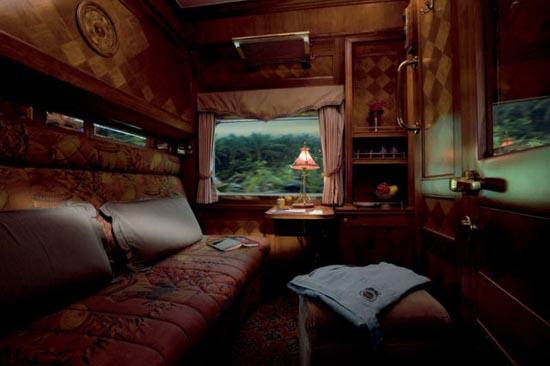 Ταξίδι με το υπερπολυτελές Eastern & Oriental Express (10)