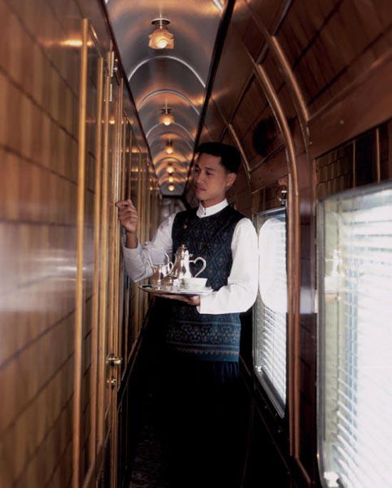 Ταξίδι με το υπερπολυτελές Eastern & Oriental Express (14)