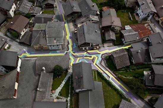 Εντυπωσιακή τέχνη μεγάλης κλίμακας στους δρόμους (3)