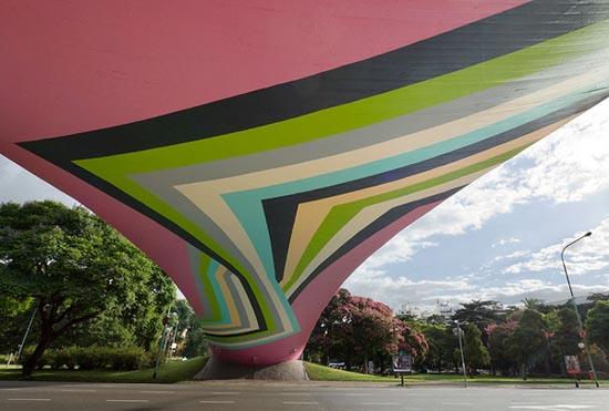 Εντυπωσιακή τέχνη μεγάλης κλίμακας στους δρόμους (5)