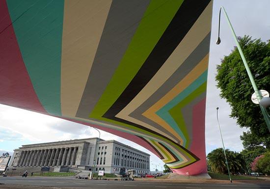 Εντυπωσιακή τέχνη μεγάλης κλίμακας στους δρόμους (6)